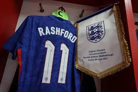 Rashford was one of three england. Utdreport On Twitter Marcus Rashford England Captain Against Romania C