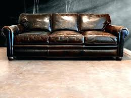 leather sofa repair worn leather couch worn leather sofa amazing worn leather couch distressed sofa creek