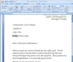 merging for dummies creating mail merge letters in word  merging for dummies creating mail merge letters in word 2007 33
