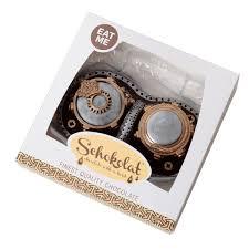 Chocolate <b>Steampunk Goggles</b> – Schokolat