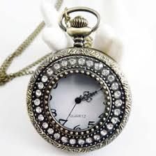 discount mens pocket watches 2017 mens pocket watches for 2017 mens pocket watches wa087 whole crystal hot necklace chain