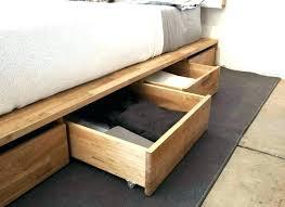 king storage platform bed mikedunnme
