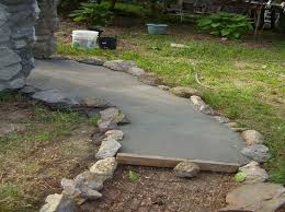 Small Picture Best 25 Concrete path ideas on Pinterest Bag of cement Diy