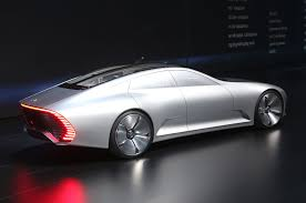 The suv made a hype in the market as it was the first production electric vehicle from the luxury manufacturer. Mercedes Benz Concept Iaa Is A Study In Aerodynamics