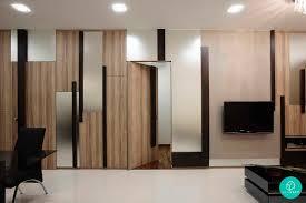 hidden wall door. qanvast smart designs for small spaces in singapore hidden plain sight wall door