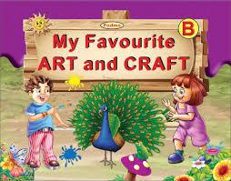 padma my favourite art and craft part b
