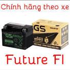 ẮC quy xe Future FI chính hãng GS | Shopee Việt Nam