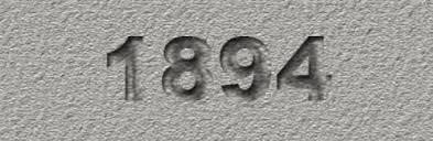 「1894」の画像検索結果