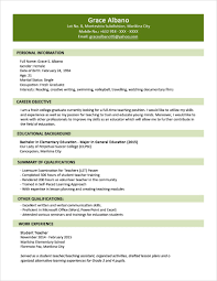 Free Download Resume Templates Awesome Resume Templates Resume