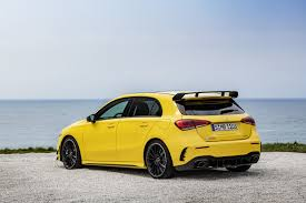 Then browse inventory or schedule a test drive. 2019 Mercedes Amg A35 To Sell From 47 528 Eur Edition 1 More Expensive Autoevolution