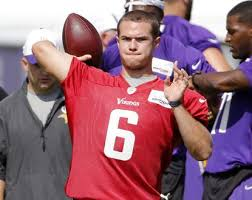 Odus Taylor Heinicke Moves Up To Third Unit On Vikings