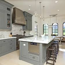 gray shaker kitchen cabinets light gray shaker kitchen cabinets