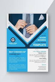 business flyer design templates modern business flyer design template template ai free