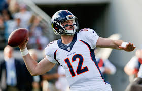 Paxton Lynch demoted, Chad Kelly promoted to second-team offense