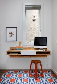 a mash studio wall mounted desk allmodern com