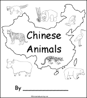 Small Picture Asian Animals ColoringInfo Pages EnchantedLearningcom