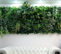 plants on wall artificial wall hanging plant for home decoration fake plant wall
