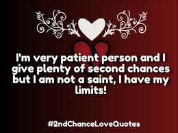 Love Quotes Sayings Awesome Second Chance Love Quotes List Of Best 48nd Chance Relationship Sayings