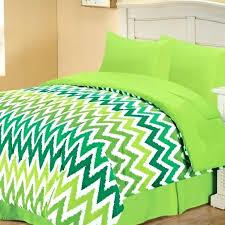 neon bedding green neon blue bedding sets
