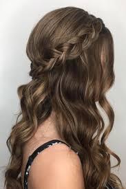 77 Coiffure Mariage Cheveux Mi Longs 2019