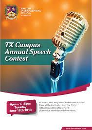Handbill Template Nice Speech Contest Flyer Design Flyer Design Public