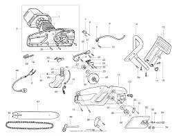 Diagram poulan p3314 chainsaw parts teaching basic electrical wiring