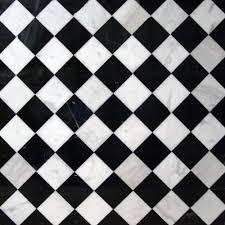Checkered Floor Tile