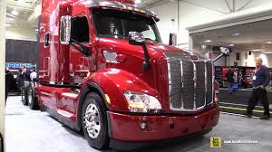 2016 peterbilt 579 epiq sleeper truck exterior and cabin walkaround 2016 truckworld toronto