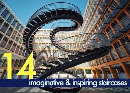 14 Unique and Spectacular Staircases Around the World. Architecture