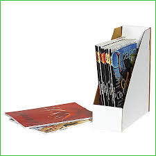 Cheap Cardboard Magazine Holders Unique Cheap Cardboard Brochure Holders New Magazine File Box Pack 32 By