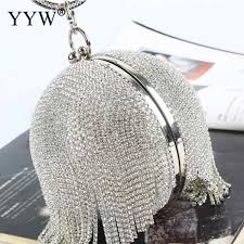 <b>YYW</b> Unique Velvet Iron-On Lady Handbag Red Shoulder <b>Clutch</b> ...