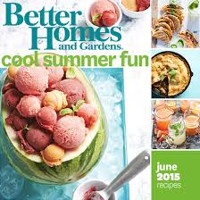 Small Picture Better Homes and Gardens June 2015 Recipes