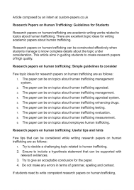 hygienist need research paper i help writing a p > pngdown  research papers on human trafficking guidelines for i need to write a paper in one d i