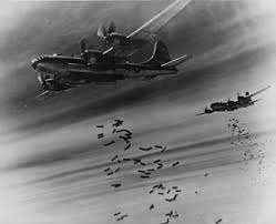 「B29爆撃機による日本への無差別爆撃を指揮した カーチス・ルメイ司令官」の画像検索結果