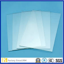 2mm non glare glass clear flat edges polished replacement frame glass