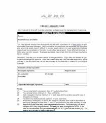 Sample Vacation Request Form Free Time Off Request Form Template Vacation Excel Meltfm Co