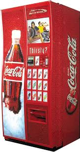 Coca Cola Vending Machine Custom Coca Cola Vending Machines 48 Pure Foods Systems