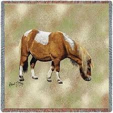 shetland pony tapestry throw blanket gifts for horse horse gifts pony breeds
