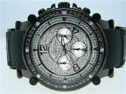 mens jojo jojino joe rodeo black diamond watch 2 25 ct ijp 1173 dsc00307 jpg 5 22 2010