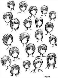 Japanese Anime Hairstyles Thomas Dekker Cool Emo