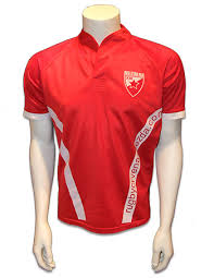 red star rugby jersey