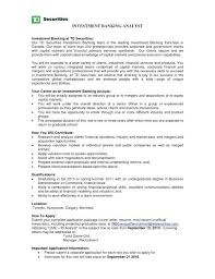 Equity Analyst Resume Research Analyst Resume Investment Banking