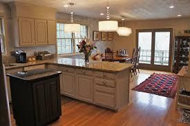 Chalk Painting Kitchen Cabinets Impressive Design Inspiration