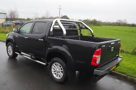 Toyota Hilux Hawk Roll Bar Fits With Tonneau Covers