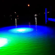 Led Water Lights Mega Watt Led Underwater Dock Lights