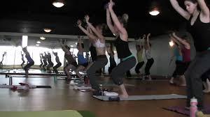 yoga sculpt at corepower yoga