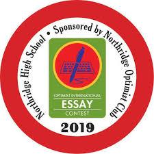 Optimist Essay Contest Essay Contest 2019 N O