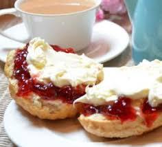 Image result for cream tea