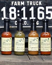 habanero hot sauces orchard