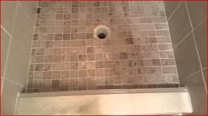 tile over shower pan 113407 tile redi shower pan install